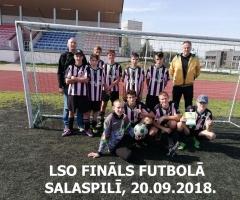 LSO finālsacensības futbolā