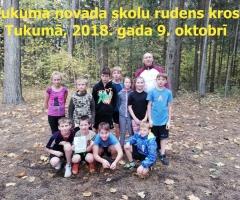 Sporta olimpiādes rudens kross